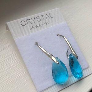 COPY - Blue earrings